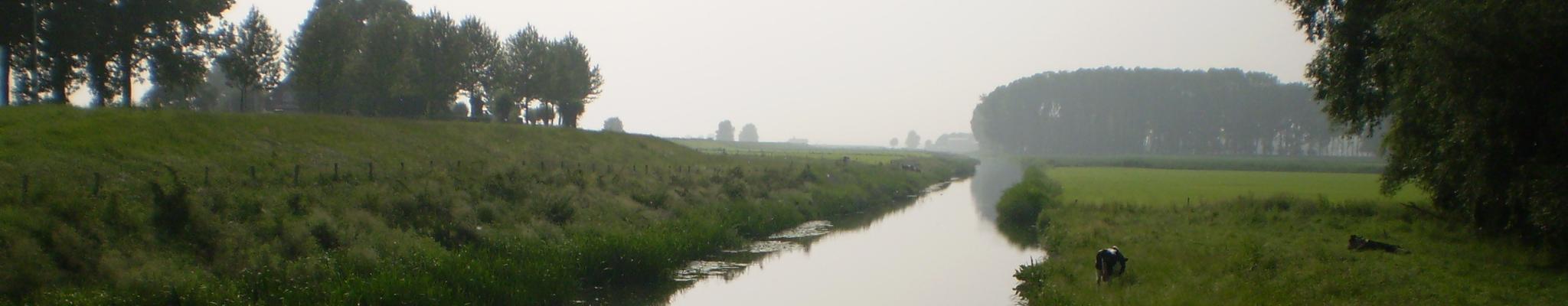 Noorder Afwateringskanaal Capelse veer